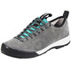 Arc'teryx Acrux SL Leather Shoes Women grey/turquoise